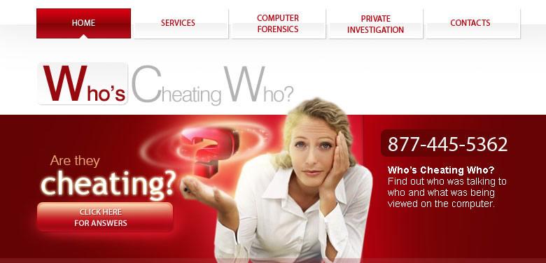 Cheaters private investigators
